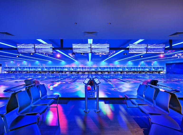 Bowling-alleys-in-Singapore-Cosmic-Bowling-at-Orchard-Bowl-Punggol- Honeykids Asia Singapore