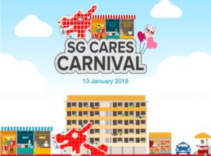 SG Cares Carnival Honeykids Asia Singapore