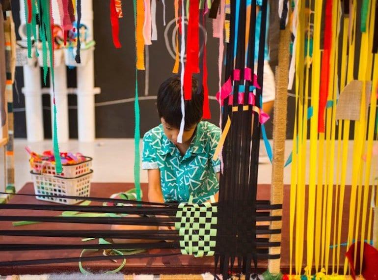 Singapore art week Décor-art Your Home at Playeum Honeykids Asia Singapore