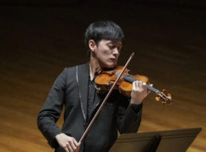 Singapore International Violin Competition Yu-Chien-Tseng Honeykids Asia Singapore