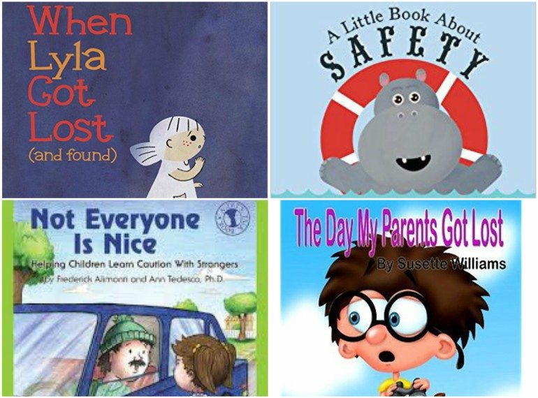 Kidnapping Prevention books
