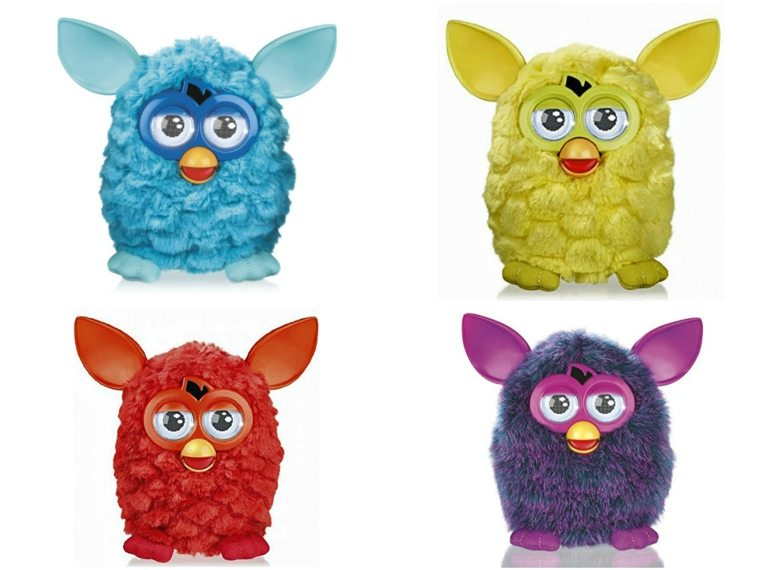 Furby Honeykids Asia Singapore