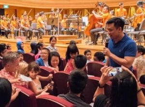 Children's Concert Yong Siew Toh Conservatory of Music Honeykids Asia Singapore