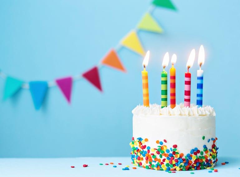 Last minute birthday cakes for kids in Singapore HERO