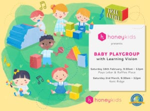 HoneyKids Playgroup with Learning Vision