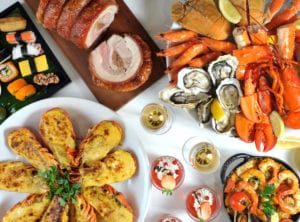 easter brunches in Singapore