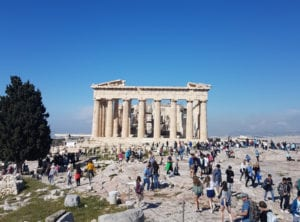 parthenon athens greece Honeykids Asia Singapore