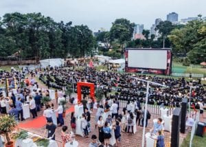 Films At The Fort 2019