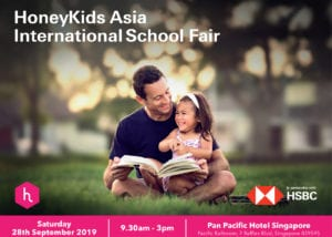 honeykids asia school fair with hsbc