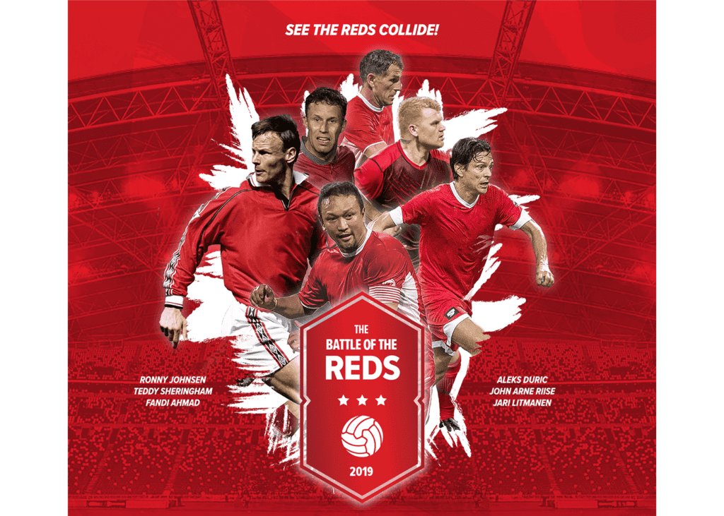 Battle of the Reds 2019