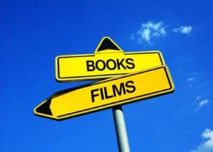 books being made into movies