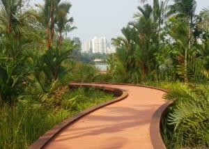 jurong lakeside garden rasau walk