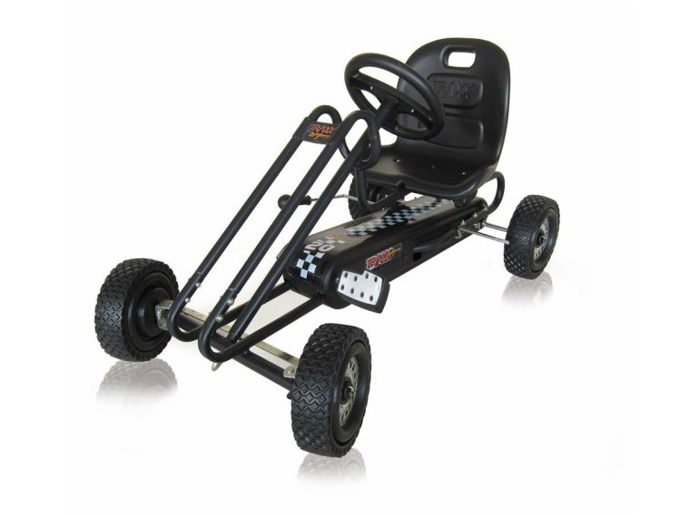 Hauck-Lightning-Go-Cart-Best wheels for kids Honeykids Asia Singapore