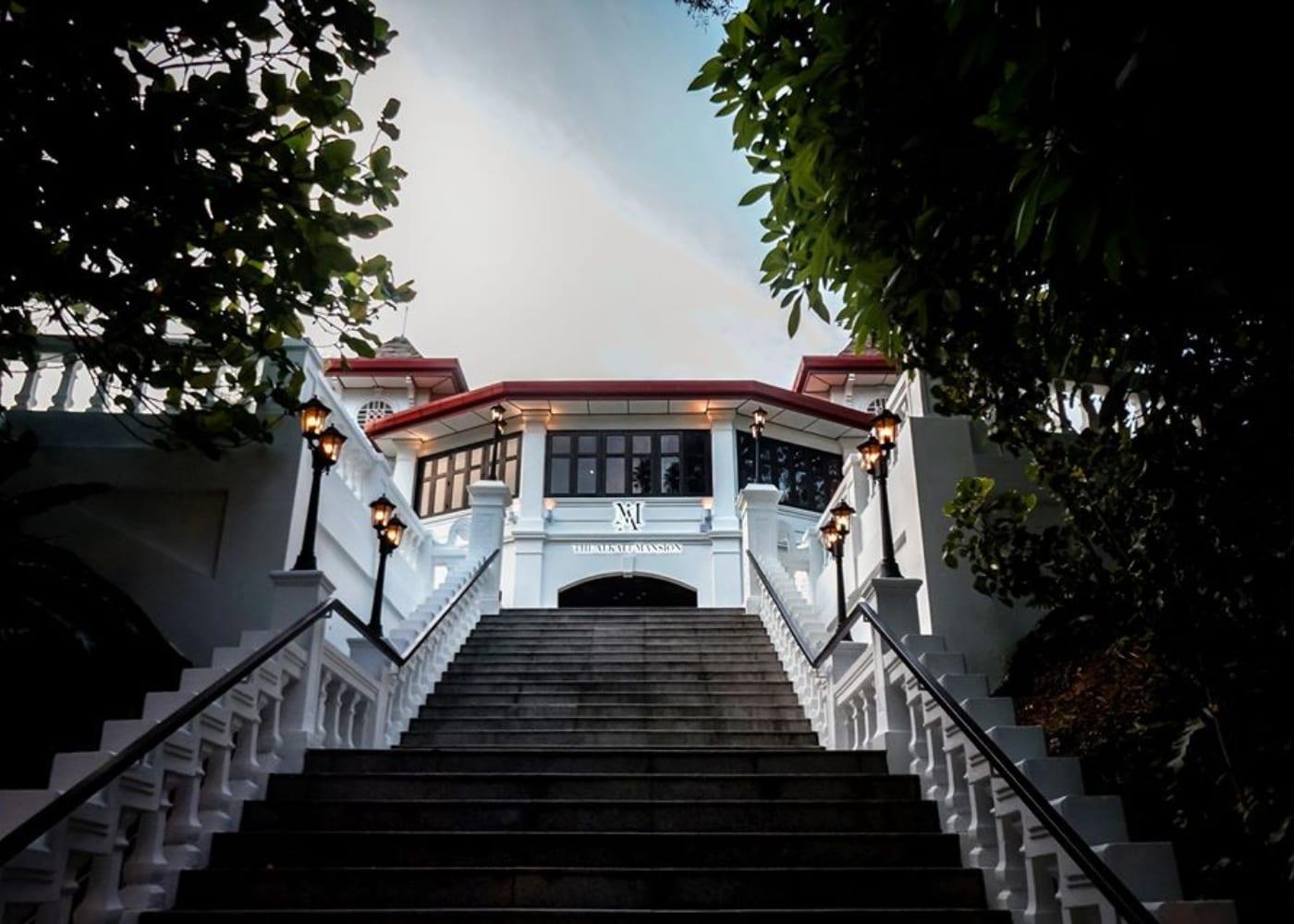 alkaff mansion