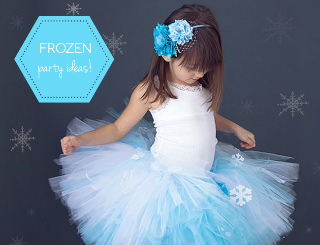 Shop Online To Source The Best Frozen Party Supplies Including Costumes Decorations Favours Food And Invitations