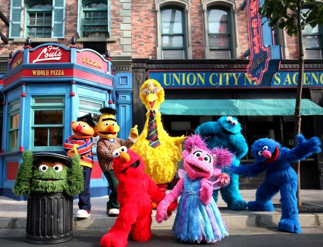 Sesame Street | Universal Studios Singapore