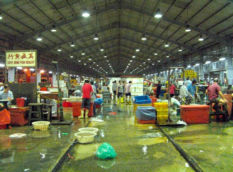 Wet market Singapore | 5 top markets + tips | HoneyKids Asia