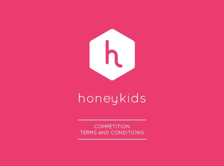 HoneyKids Asia competition terms and conditions