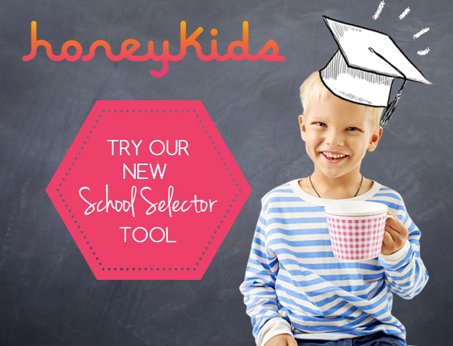 Choosing a preschool and international School in Singapore made simple with the HoneyKids School Selector tool