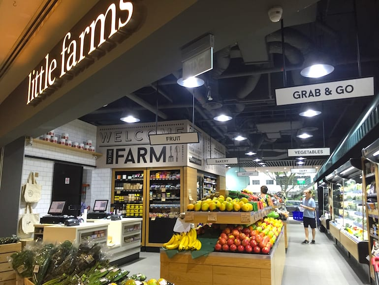 Organic Stores In Singapore Veggies Fruit Meat And