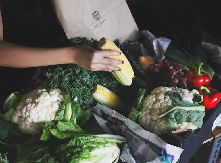 Organic stores in Singapore