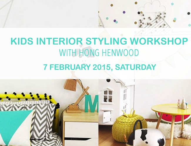Oh Happy Fry Interior Workshop | What\'s On | HoneyKids Asia