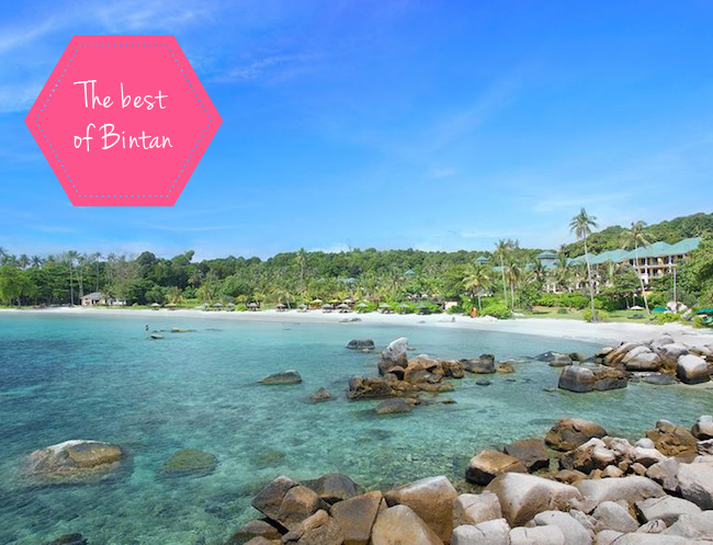 Family friendly holidays near Singapore: Bintan getaway at the Angsana
