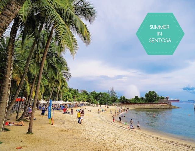how to go to sibu island from singapore