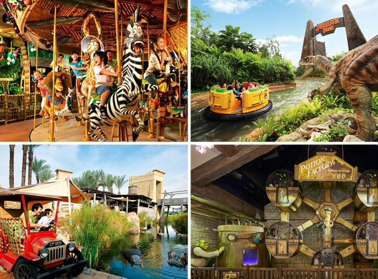 Guide To Universal Studios Singapore What To Ride Eat