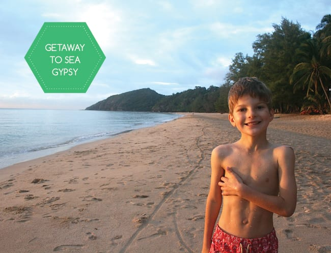 holiday island escapes in Malaysia with kids