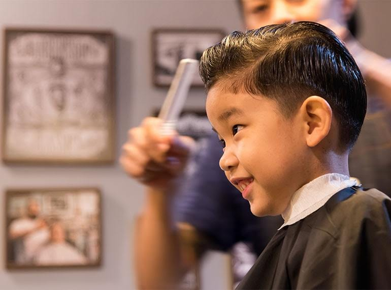 Kids Salons In Singapore Where To Go To For Kids