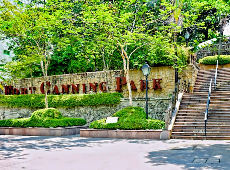 The HoneyKids Guide to Fort Canning Hill: things to do, where to eat and how to get there