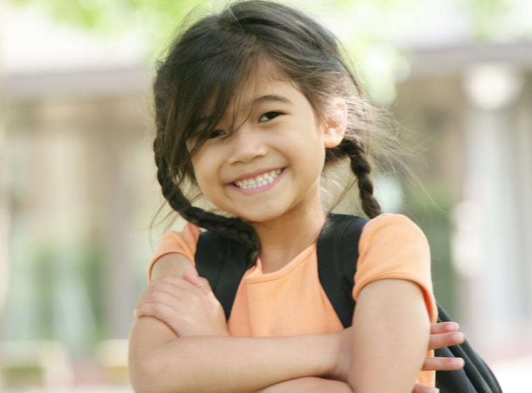 Starting school in Singapore: How to help your child settle into school life