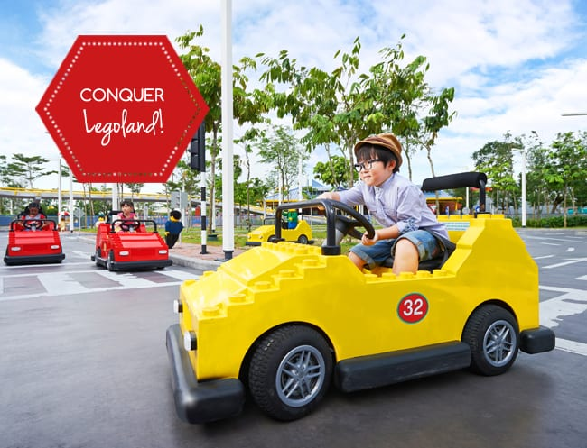 Theme parks in South-East Asia: The HoneyKids guide to Legoland Malaysia