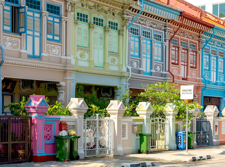 Family neighbourhoods in Singapore: the best child-friendly areas to live near schools, shopping and parks