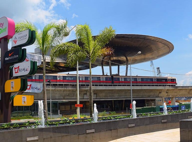 Public transport in Singapore