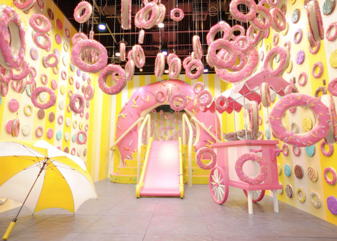 Plaza Singapura Dessert Museum | childrens day activities in Singapore