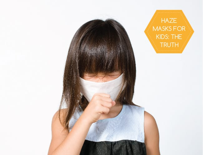 For Singapore And In N95 Haze Kids Children The Masks Are Safe