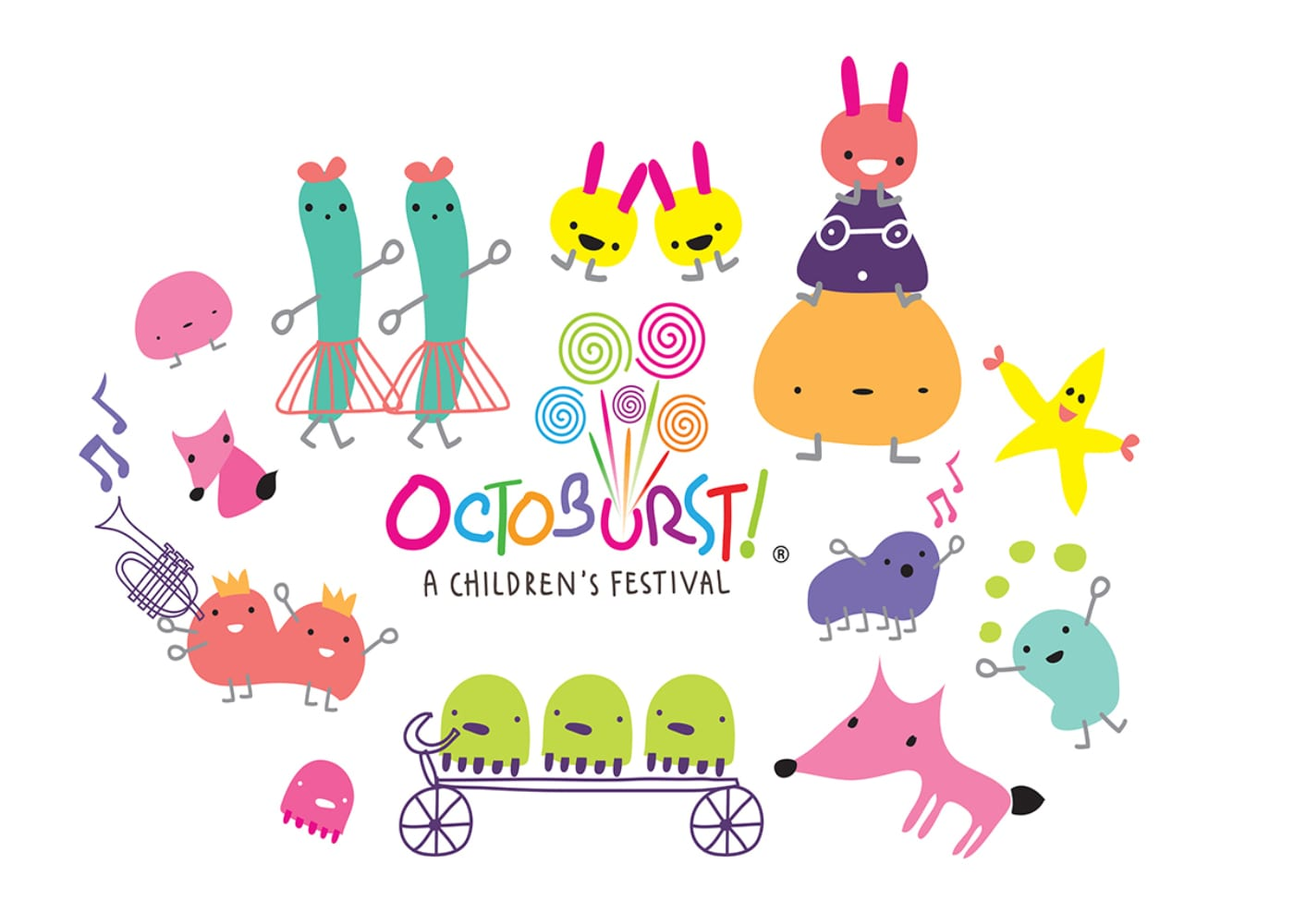 Octoburst! A Children's Festival | Children's Day 2019: Where to celebrate with the kids in Singapore