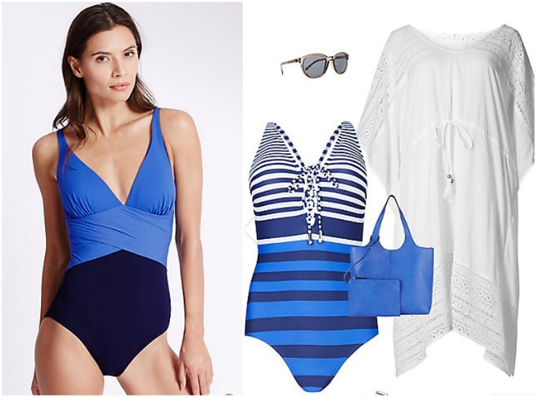 Marks and Spencer Womens Swimsuits Honeykids Asia Singapore