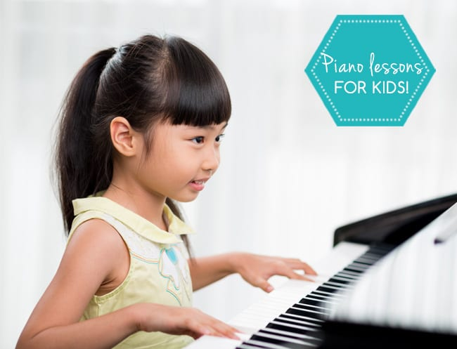 Music lessons for children in Singapore: Where to learn the