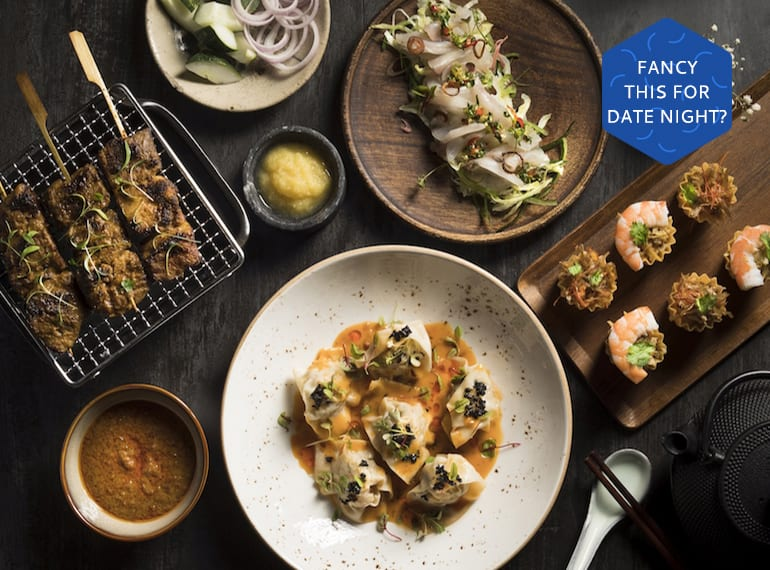 Romantic restaurants in Singapore: Valentine's Day 2017