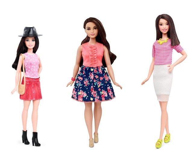 fdb5d3e14 Barbie becomes a real woman  petite