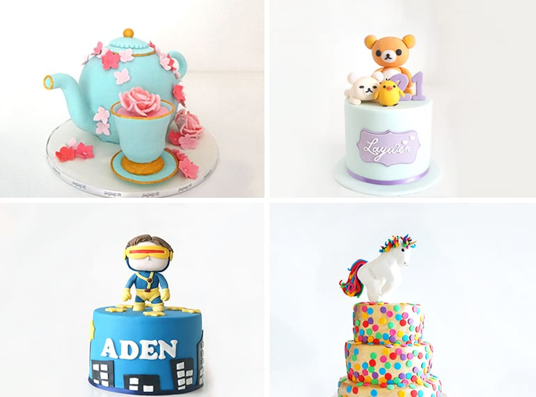 Best Customised Cakes In Singapore