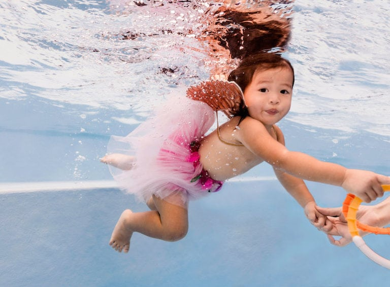 Best classes for babies in Singapore: swimming, yoga, music, sign language and sensory play