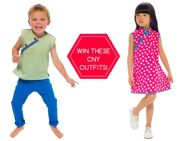 b51b455bd Flash giveaway! Win a cool Chinese New Year outfit for your kid from ...