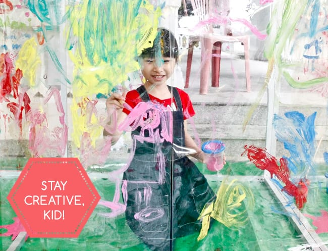 How to raise creative kids in Singapore: the benefits of play for innovative, independent thinking