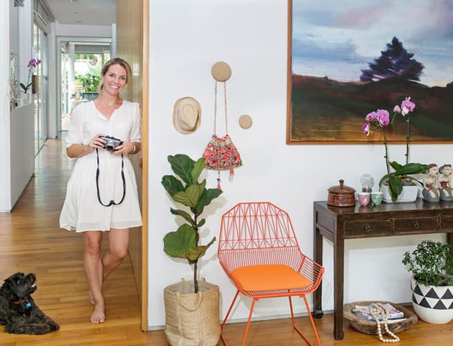 Beautiful interiors, cool kids' rooms and the good life: Charlie Cameron of Lottie is Loving shares her style