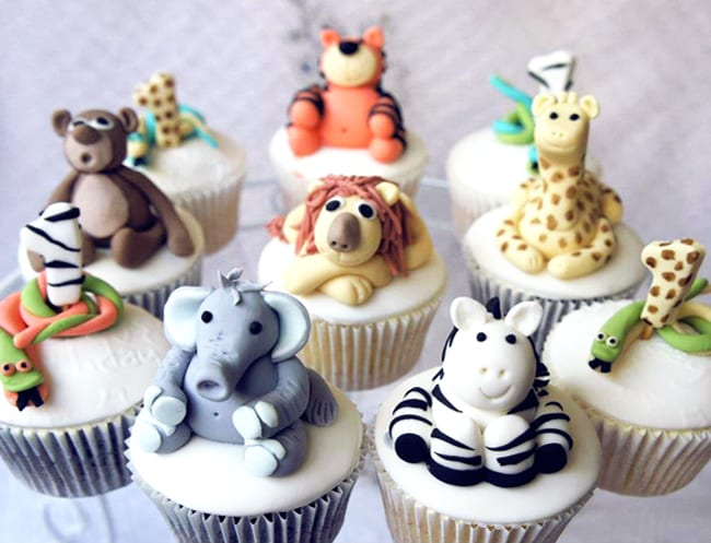 Best Custom Design Cupcakes In Singapore Honeykids Asia