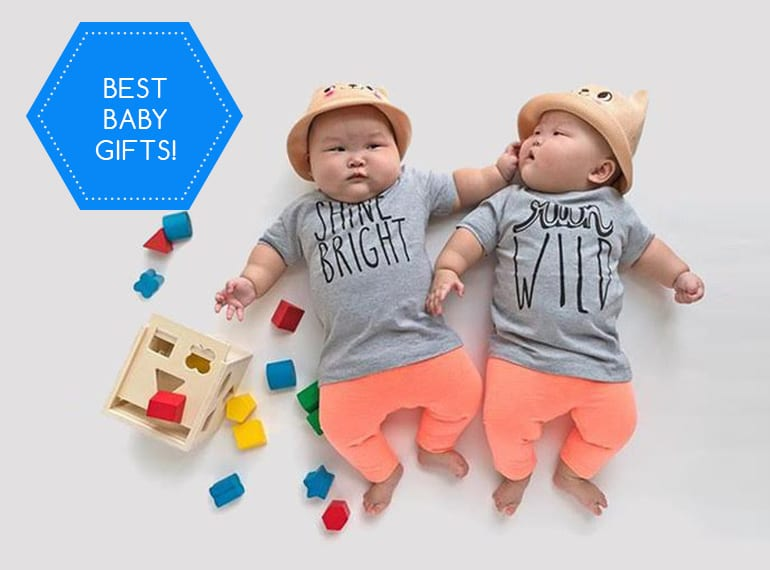 Where to buy stylish baby gifts in Singapore: present ideas for baby showers